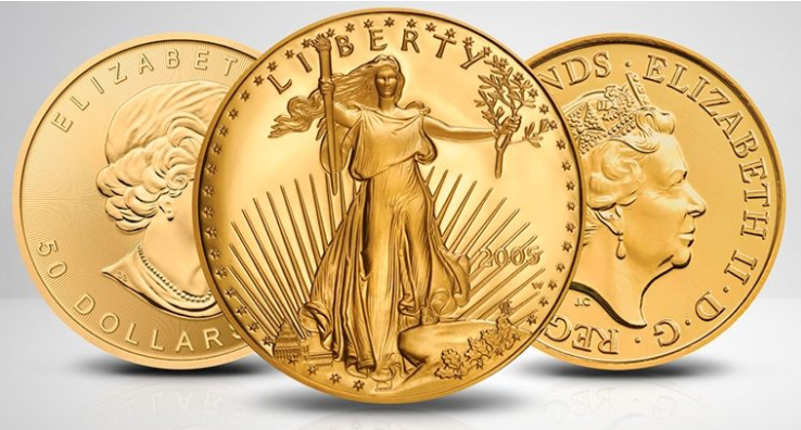 Goldco Gold Coin IRA Investment